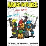 Tuesday Masked Intruder The Maxies The Blackjackits amp Cruz Radicalhellip