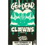 Tonight Get Dead Clowns Australia amp Western Settings Continue readinghellip
