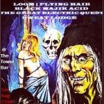 TonightL Loom Flying Hair Black Majik Acid The Great Electrichellip