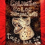 Saturday Golden Void featuring Earthless shredder Isaiah Mitchell Color membershellip