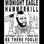 Saturday Dont Tread On Me Fest 5 wMidnight Eagle andhellip