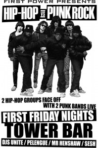 HIP HOP VS PUNK ROCK