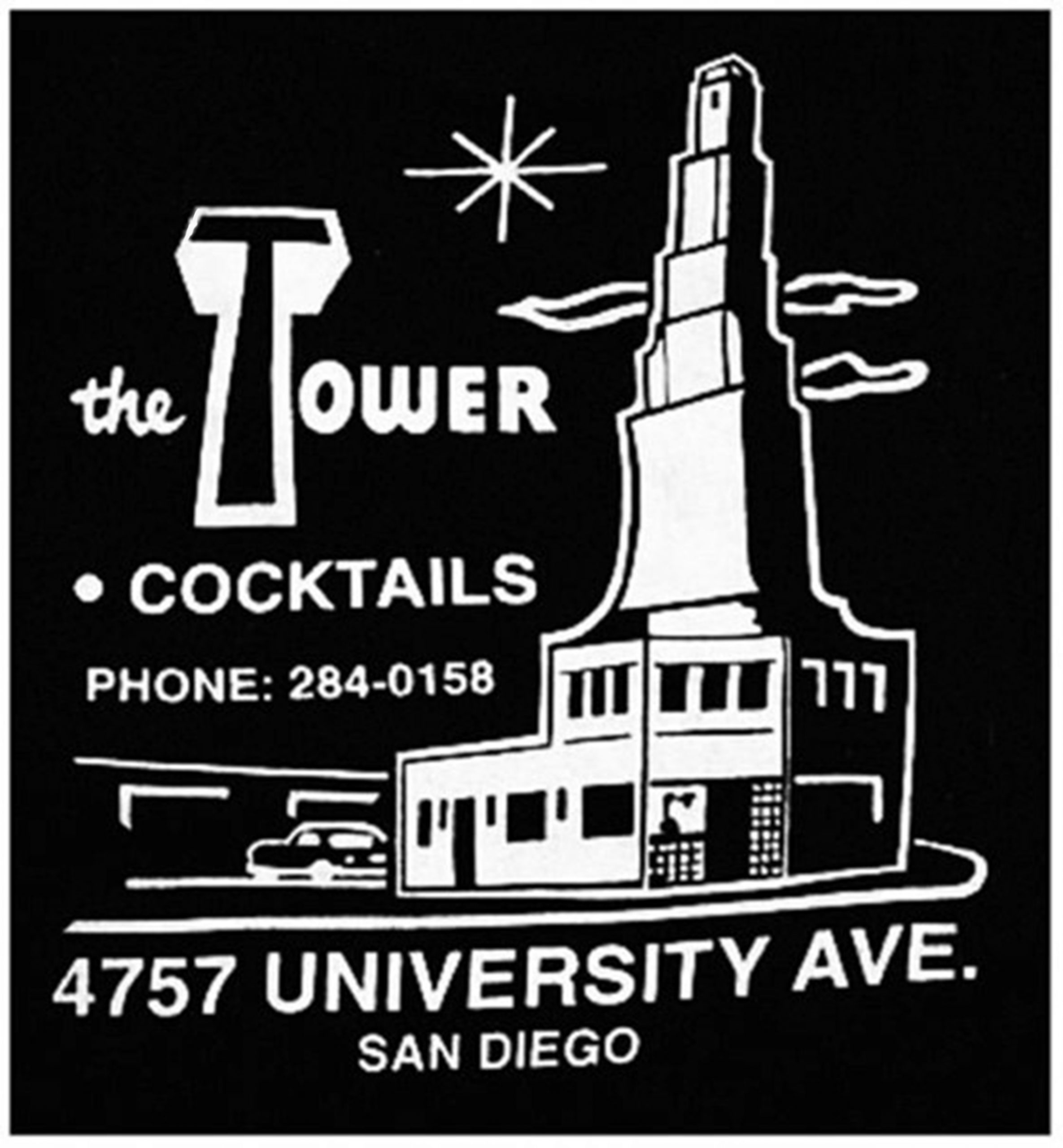 Tower Bar Logo